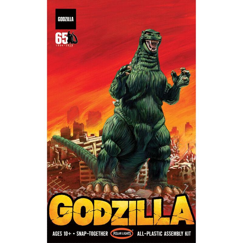 1/250 Godzilla Snap