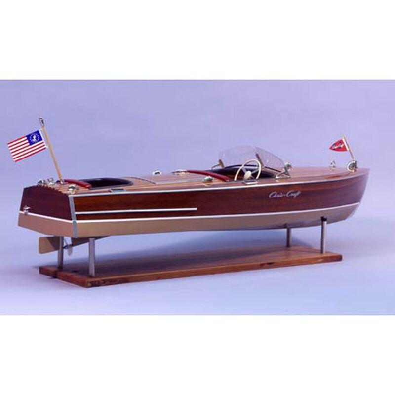 "1/8 1949 Chris-Craft Racing Runabout Boat Kit, 28"""