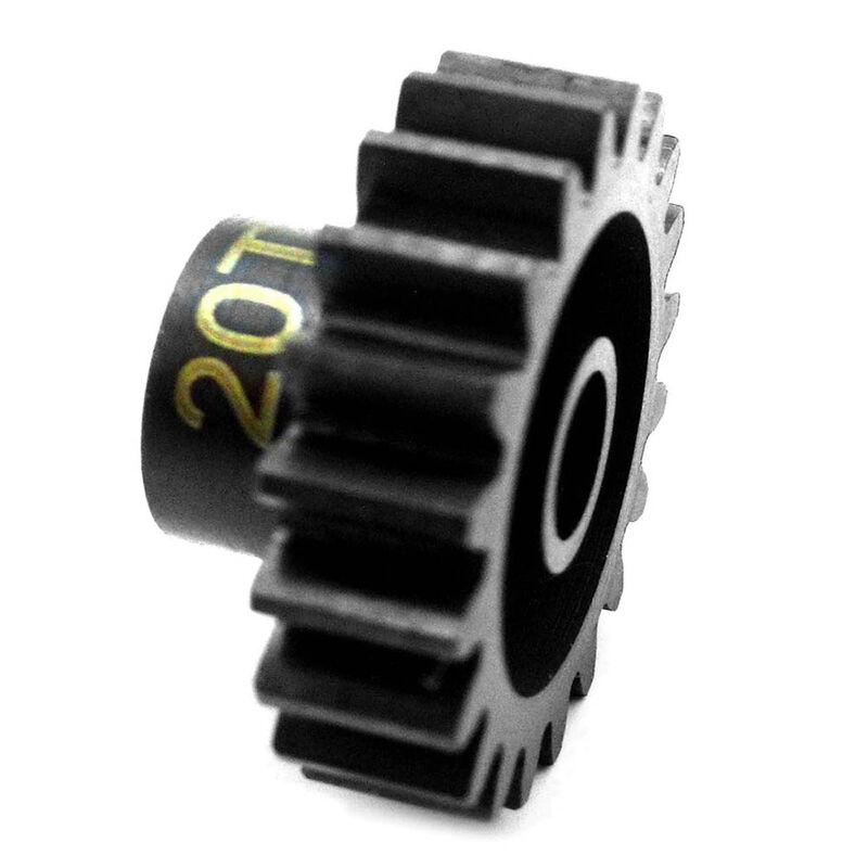 Steel Pinion Gear Mod 1 20T 5mm