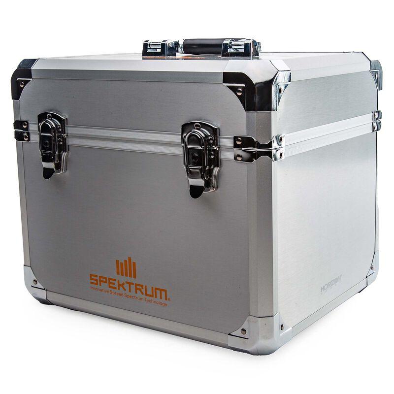 Spektrum Dual Aluminum Stand Up Transmitter Case