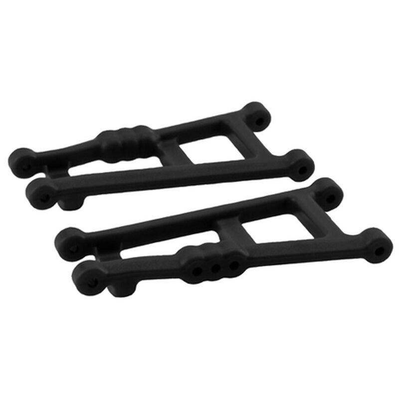 Rear A-Arms (2), Black: RU, ST