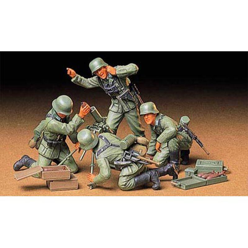 1/35 German Inf Mortar Team