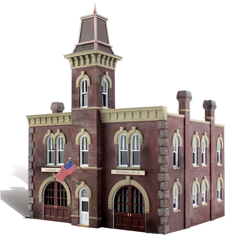 N Built-Up Firehouse