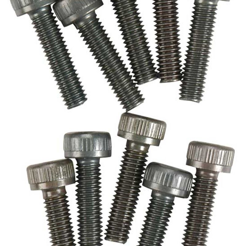 Hex Head Screw M3 (10): 91SZ-H