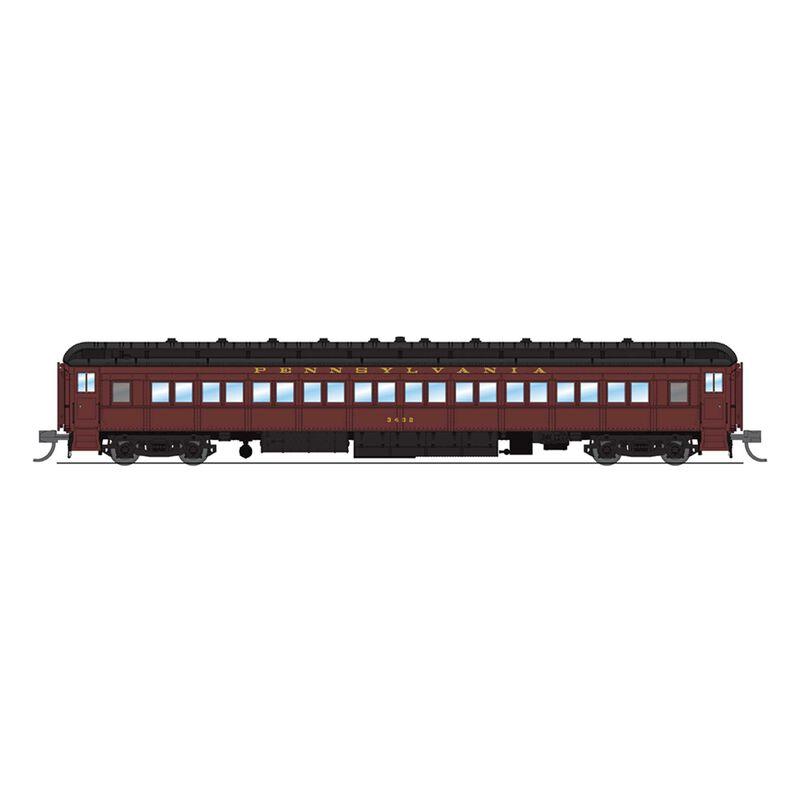 6519 PRR P70R , w/ Ice AC, 1945-1948 , 2-pack B, N