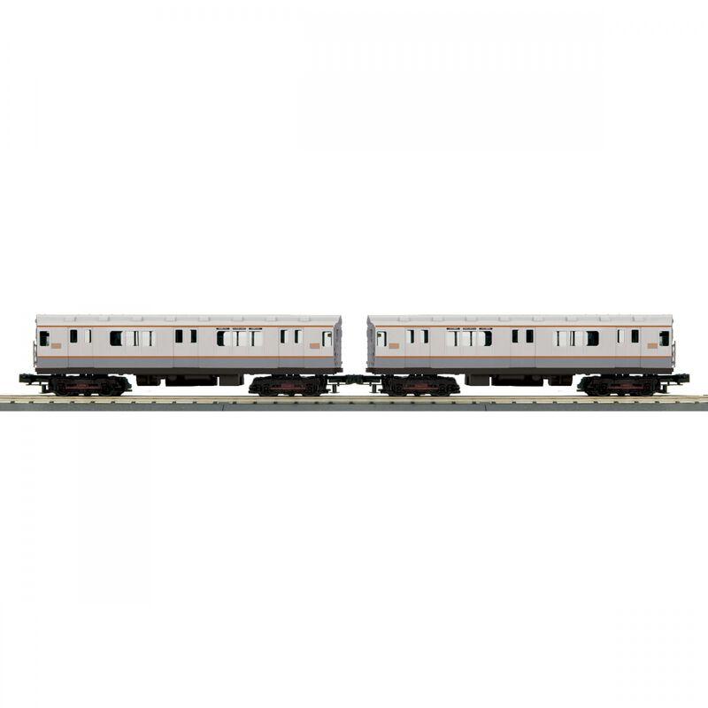 O-27 R-12 with PS3 MTA Gray #5740 (2)