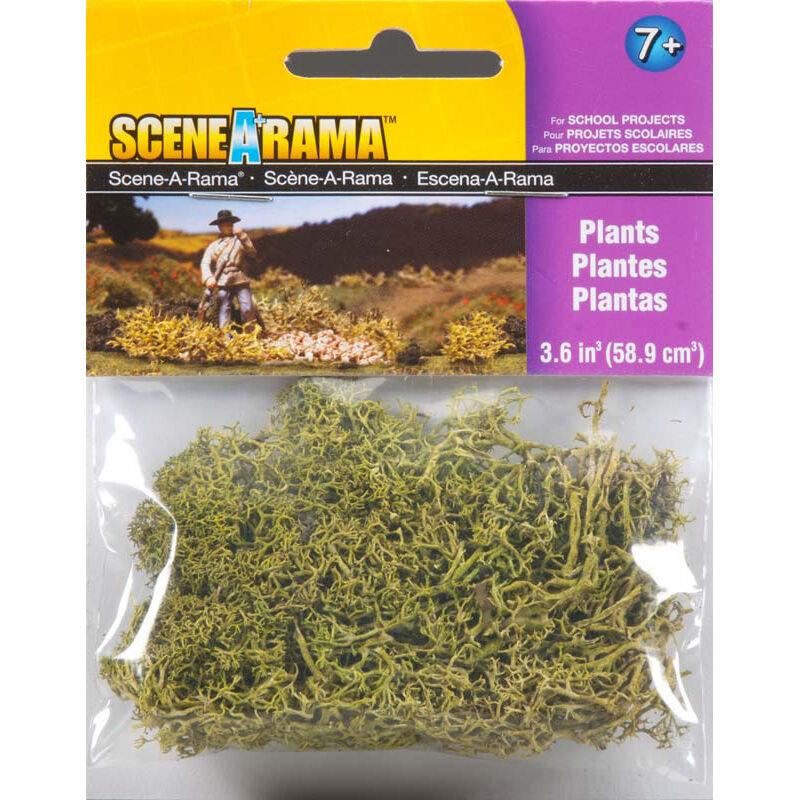 Scene-A-Rama Scenery Bags, Plants 2oz