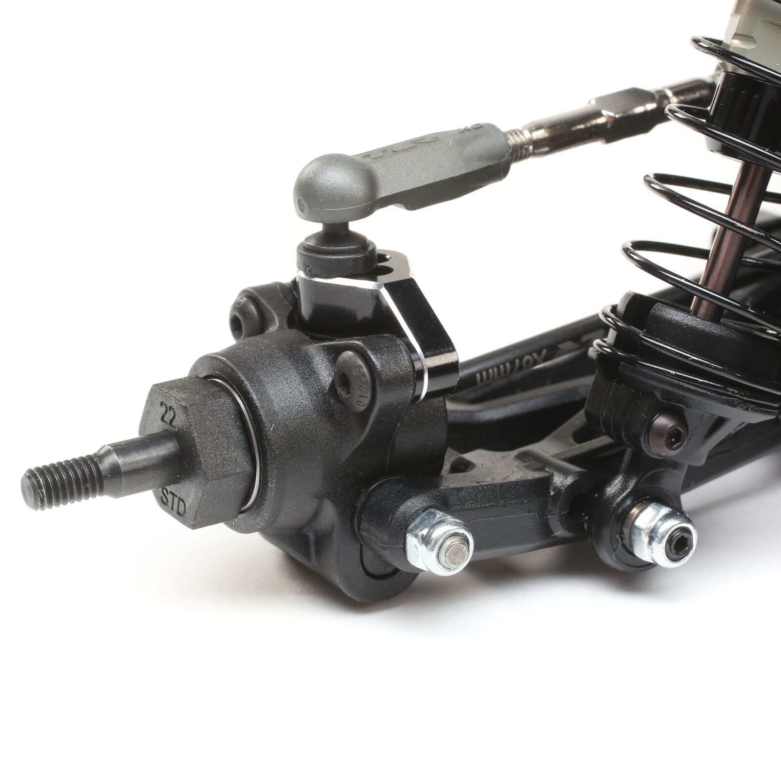 1/10 22 5.0 DC Race Roller 2WD Buggy, Dirt/Clay
