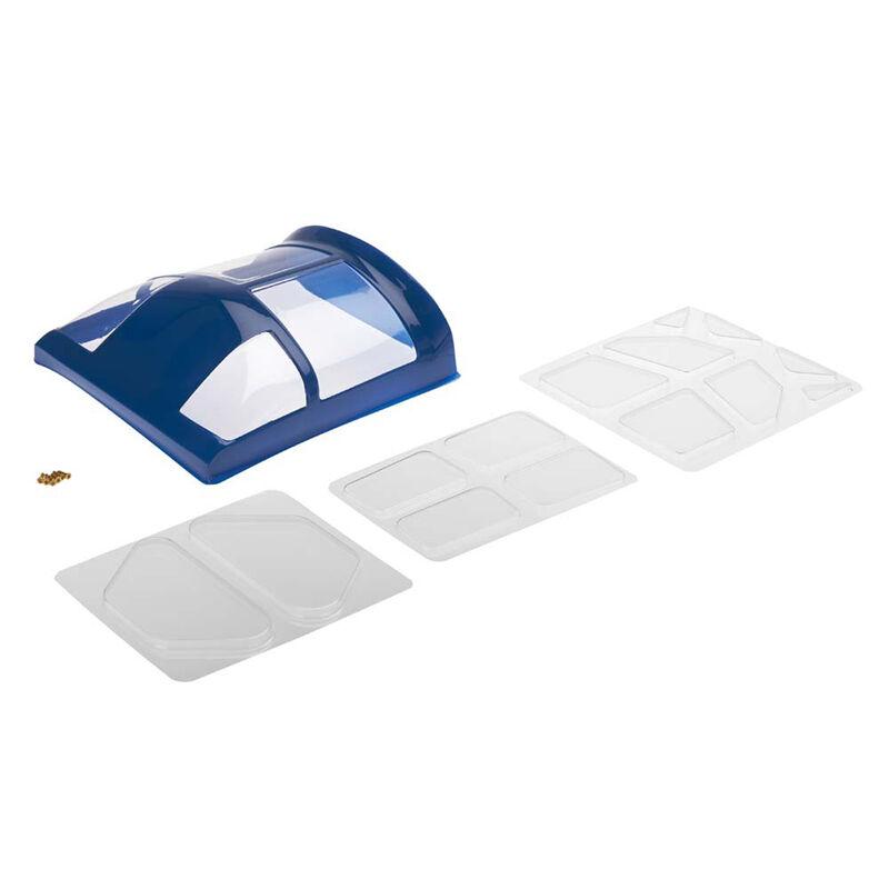 Canopy Windows Turbo Beaver .91 15cc EP A