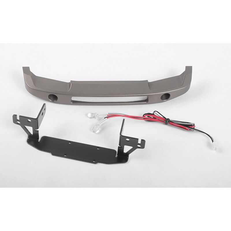 Krug Front Bumper with Winch Mnt: MST 1/10 CMX with Jimny J3 Body