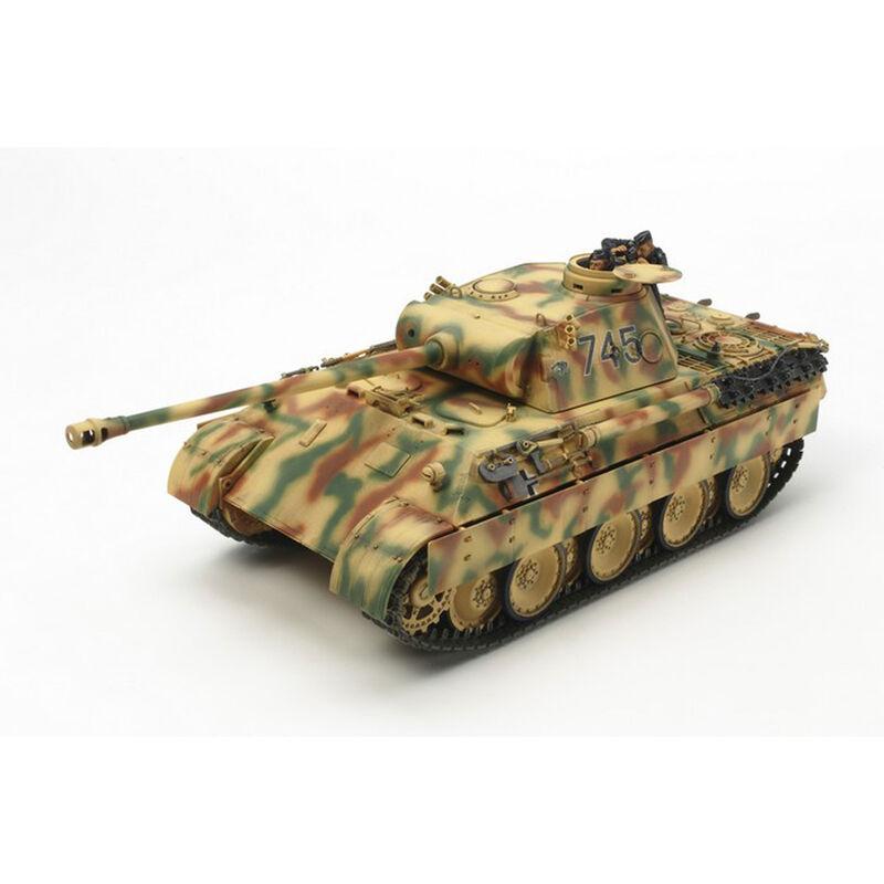 35345 German Tank Panzer V Panther Ausf.D