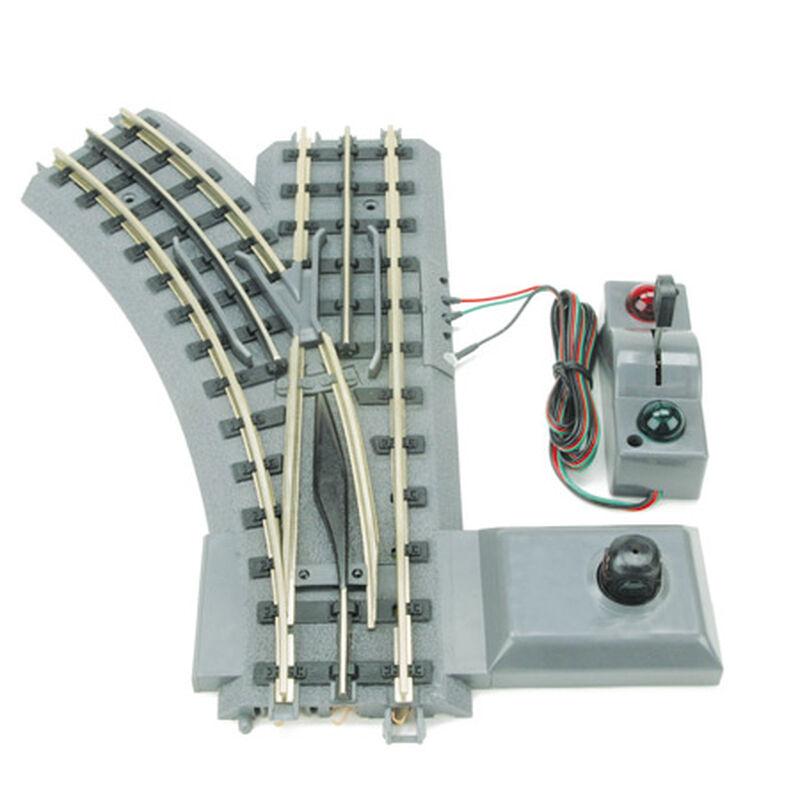 O-31 Realtrax Remote Left-Hand Switch