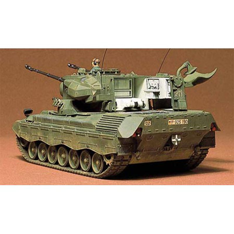 1/35 W German Flakpanzer Gepard