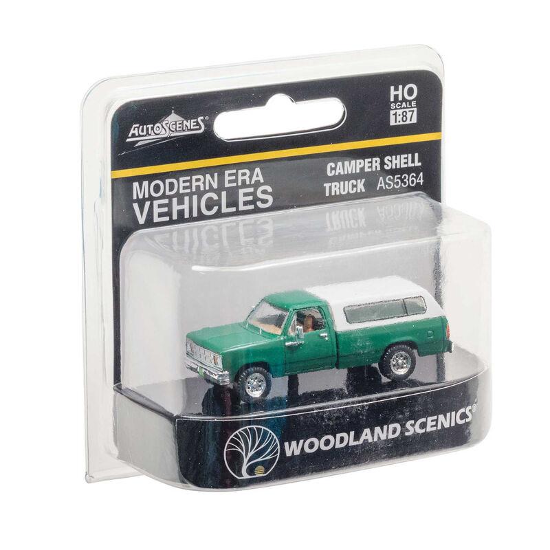 HO Camper Shell Truck