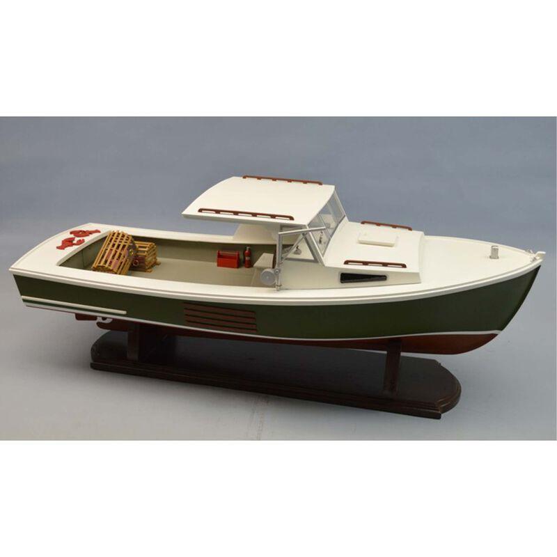 1/16 Winter Harbor Lobster Boat