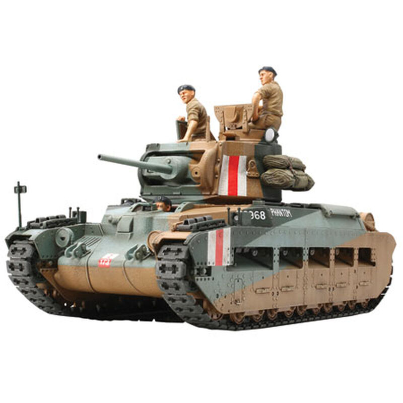 1/35 Matilda Mk.III/IV Infantry Tank, New Tool