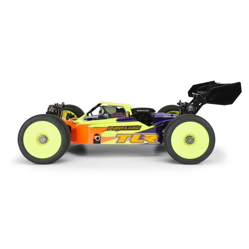 Clear Body, Axis: TLR 8IGHT-X Nitro