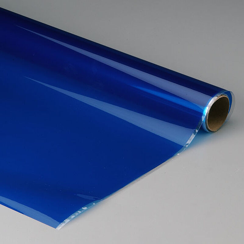 MonoKote Transparent Blue 6'