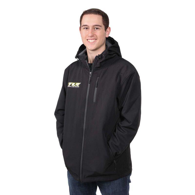 Hooded Jacket, X-Large