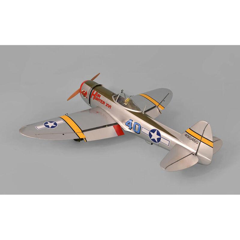 P-47 Thunderbolt 30-35cc Gas EP ARF