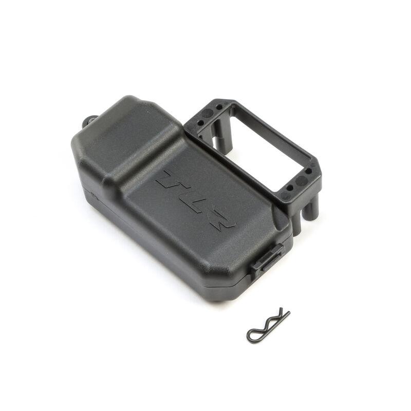 Servo Mount Battery Box: 8X, 8XE