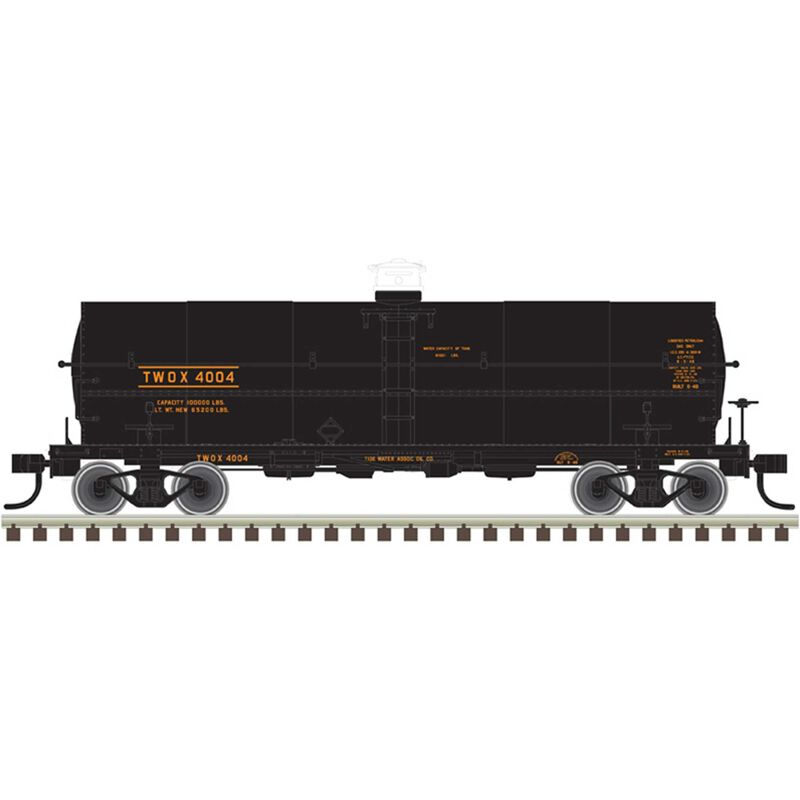Tidewater Associated (TWOX) 4001, 4004