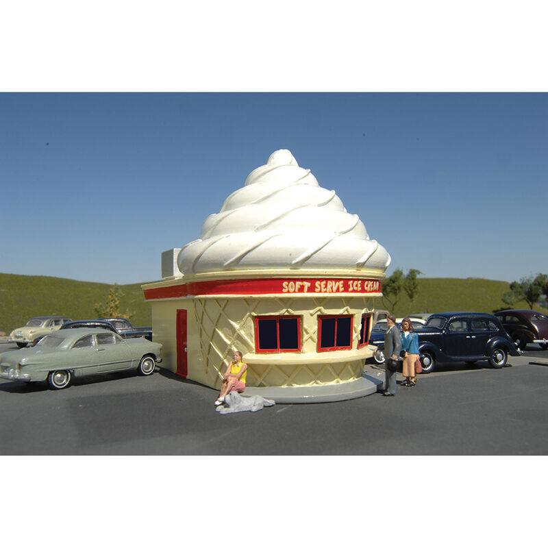 O Ice Cream Stand