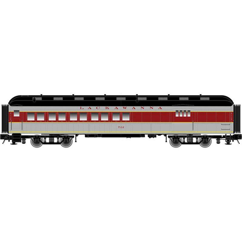 N Trainman 60' Combine EL #724