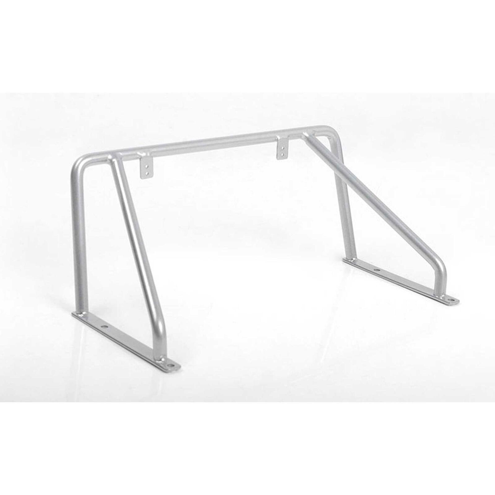 Steel Tube Roll Bar-VS4-10 Origin Halfcab Silver