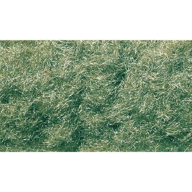 Static Grass Flock Shaker, Medium Green/50 cu. in.