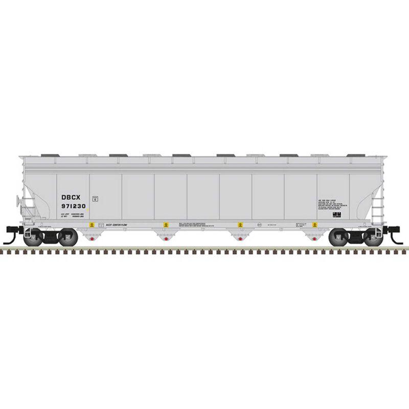 N ACF 5800 Plastic Hopper BASF (DBCX) 971199, Gray/Black