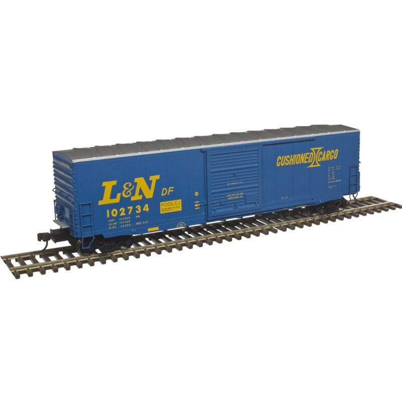 HO 50' Precision Design Box L&N #102913