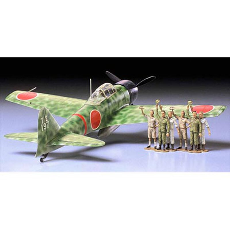 1/48 A6M3 Type 32 Zero Fighter