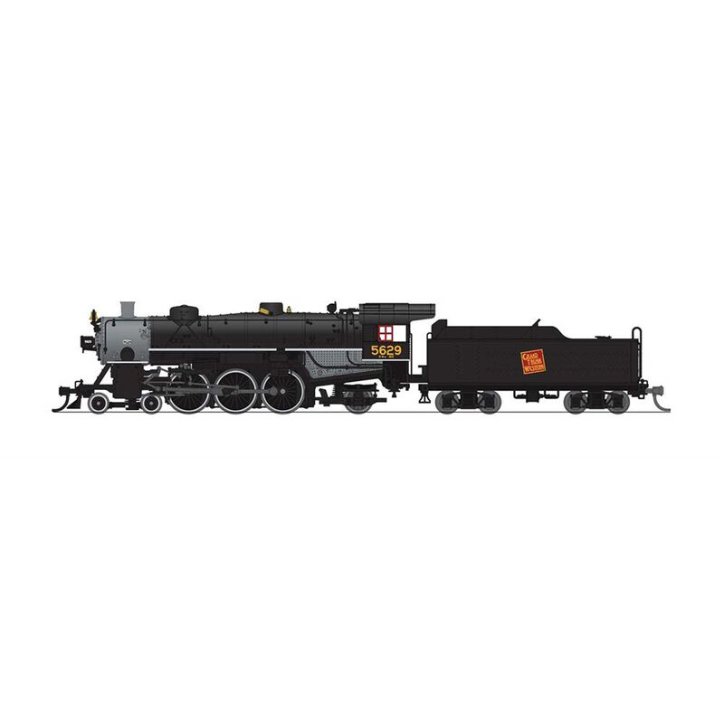 N Paragon3 USRA Light Pacific 4-6-2, GTW #5629