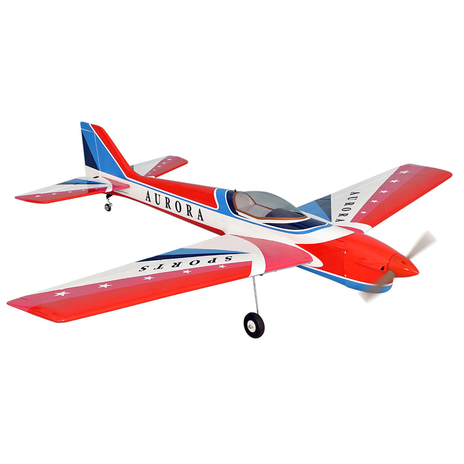 """Aurora Sport Aerobat EP/GP .46-.55 ARF 59.1"""""""