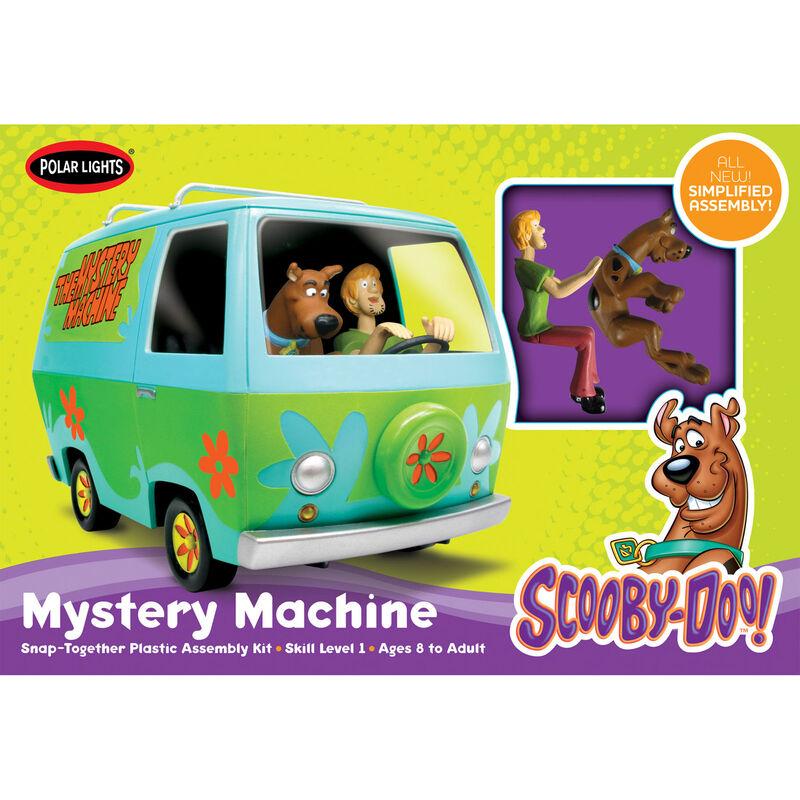 1/25 Scooby-Doo Mystery Machine, Snap NT