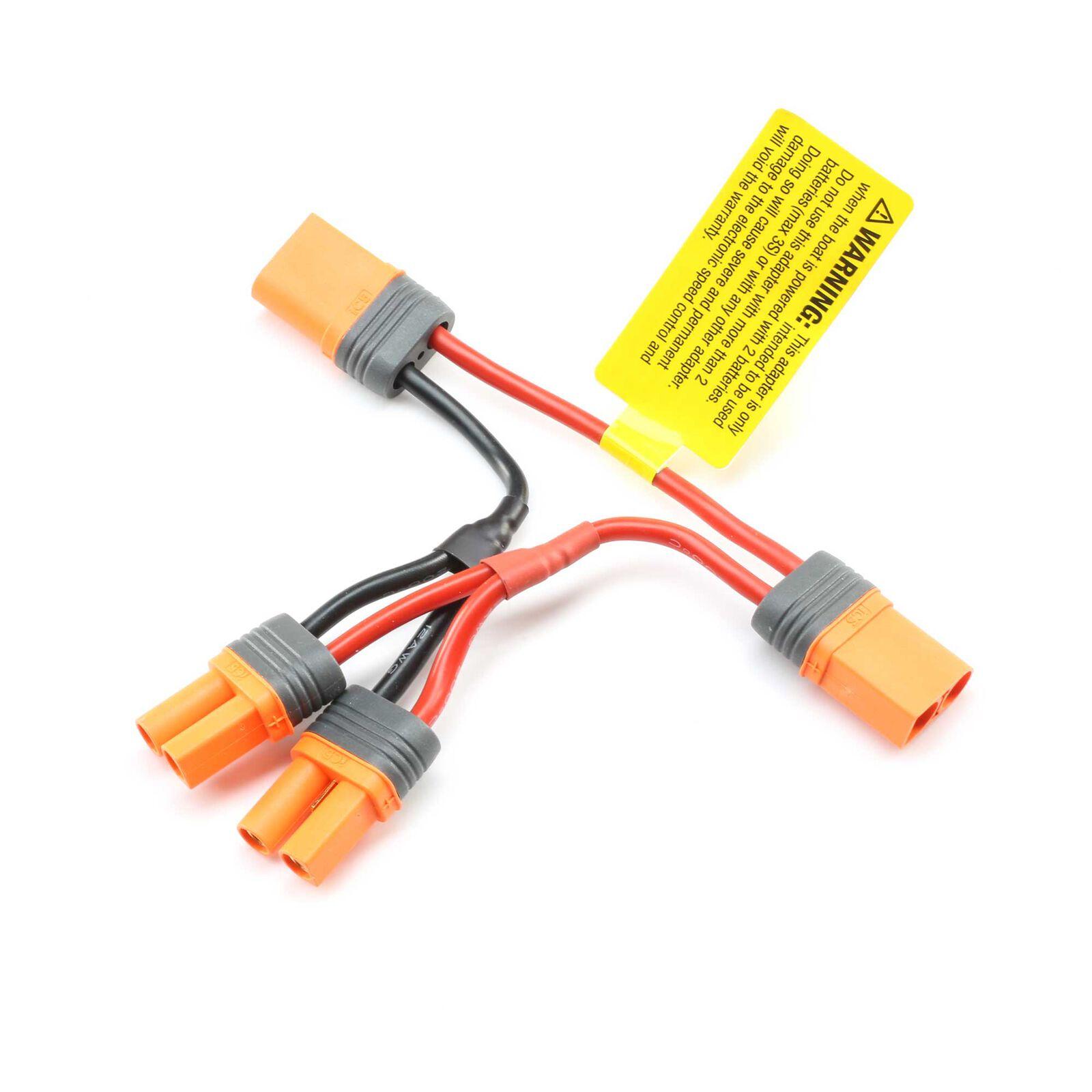 Battery Adapter, EC5: Miss GEICO Zelos 36
