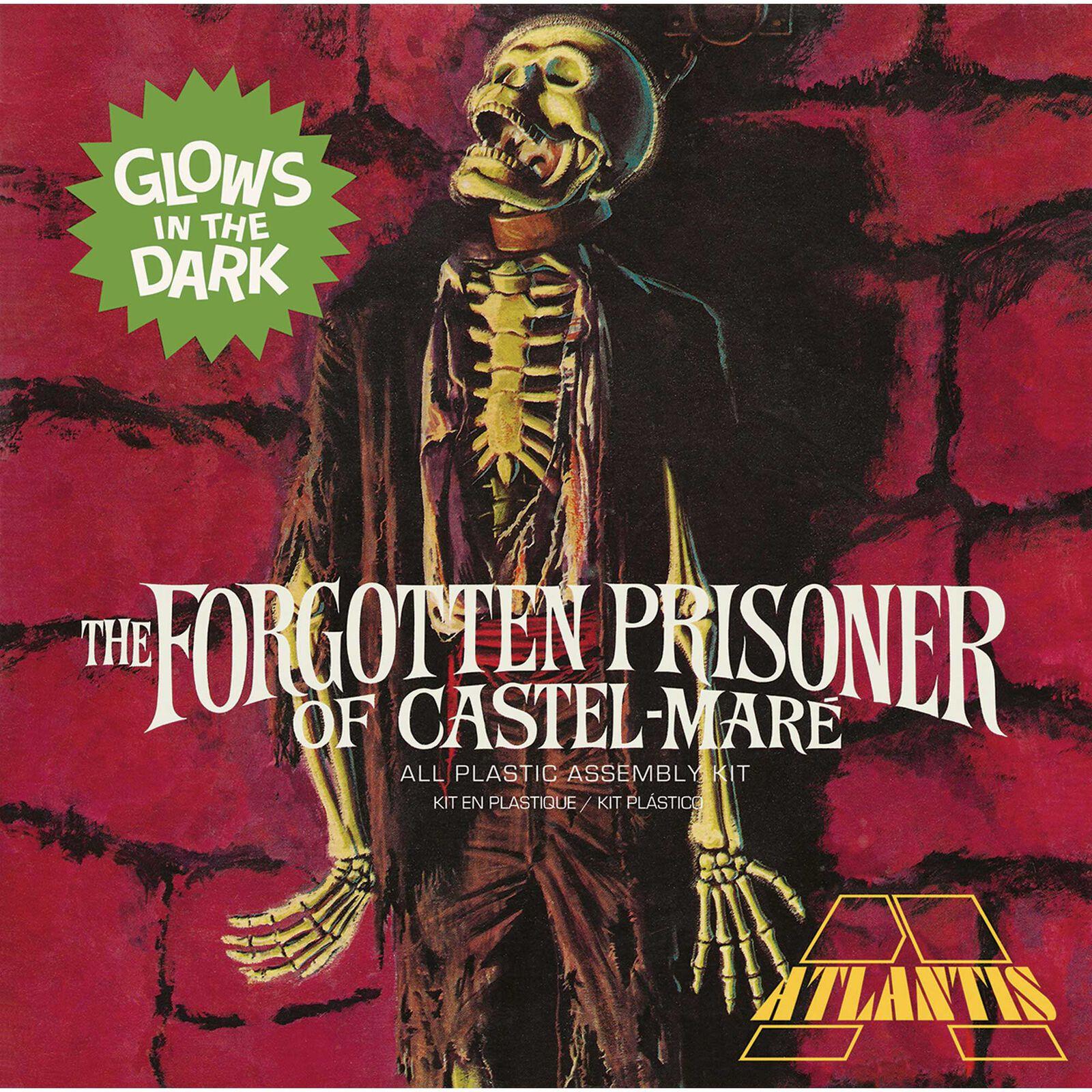 Forgotten Prisoner of Castel Mare, Glow Edition 1/8