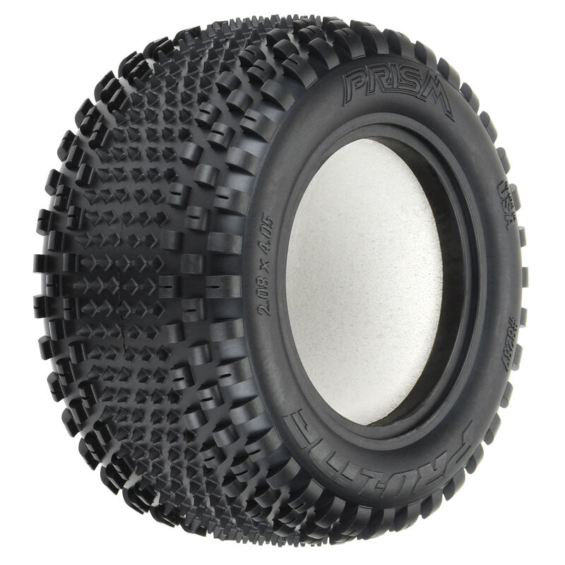 "Prism T 2.2"" Z4 Truck Front Tires (2)"