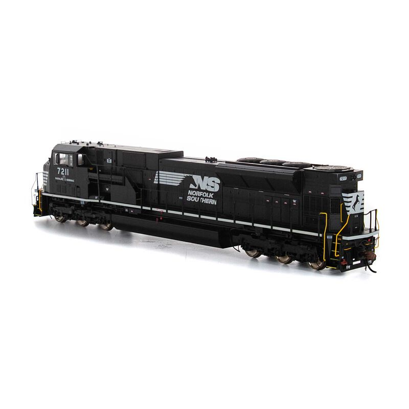 HO SD80MAC with DCC & Sound NS #7211