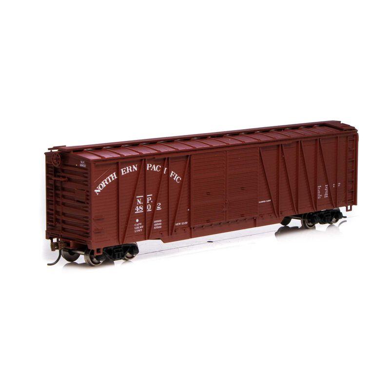 HO RTR 50' Single Sheathed Box NP #4802