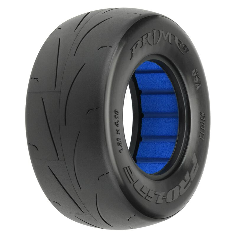"1/10 Prime MC Front/Rear 2.2""/3.0"" Off-Road Short Course Tires (2)"