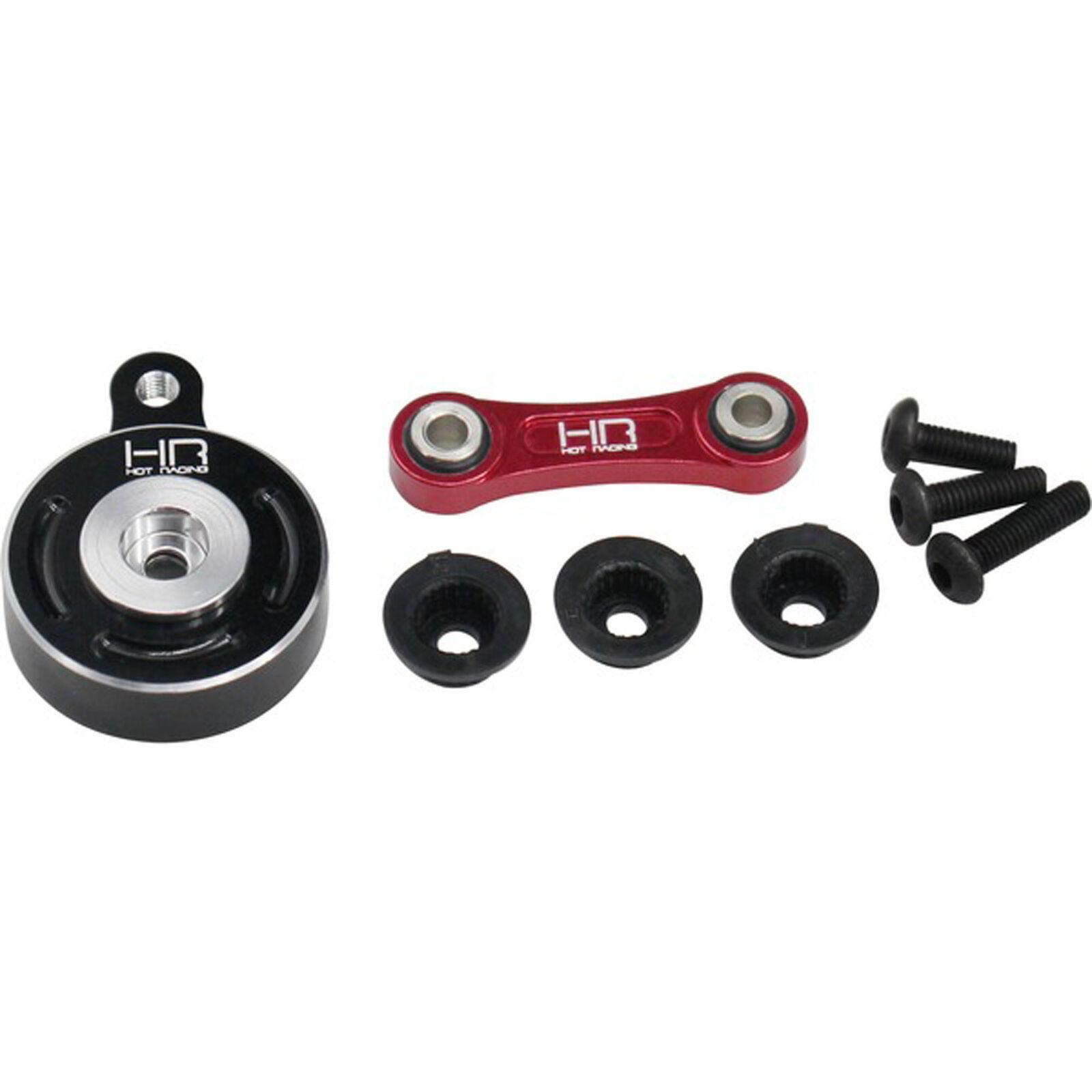 Fixed Link Steering Servo saver: ARRMA 1/10 4WD