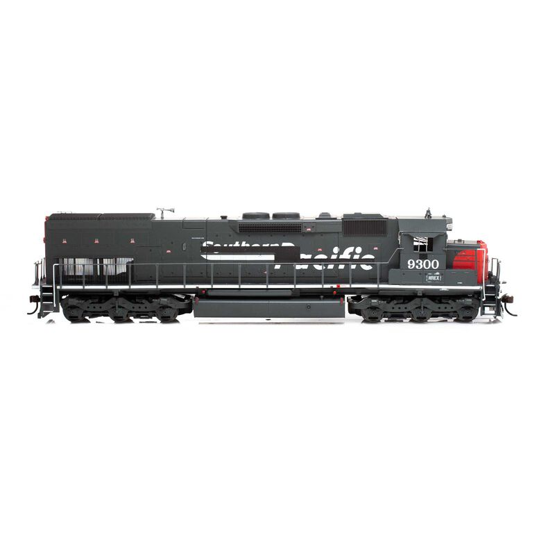 HO RTR SD45T-2 w DCC & Sound NREX #9300