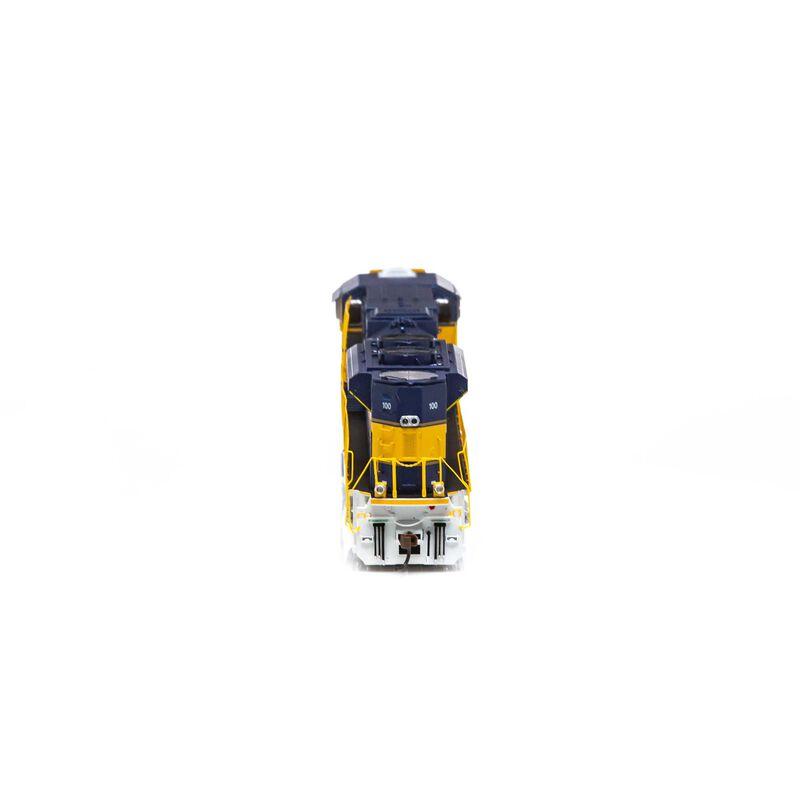 HO SD70M-2 FURX #100