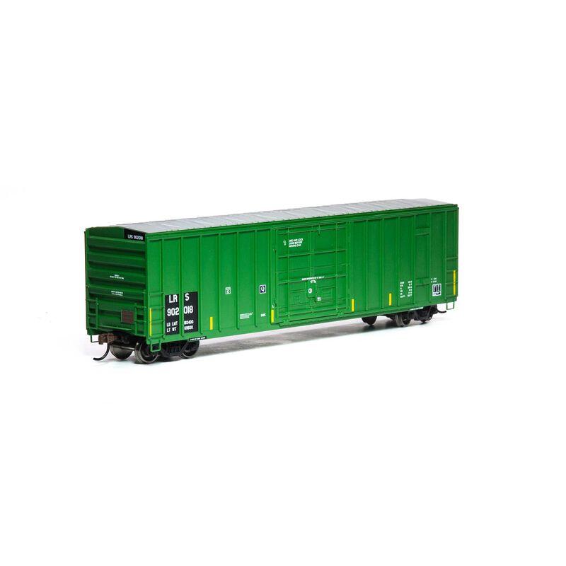 HO RTR 50' FMC Superior Plug Door Box LRS #902018