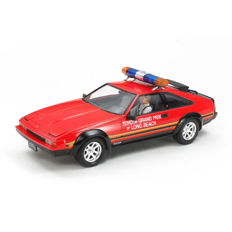 1/24 Toyota Celica Supra Long Beach GP Marshal Car