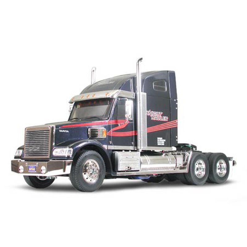 1/14 Knight Hauler 2WD Semi Tractor Kit
