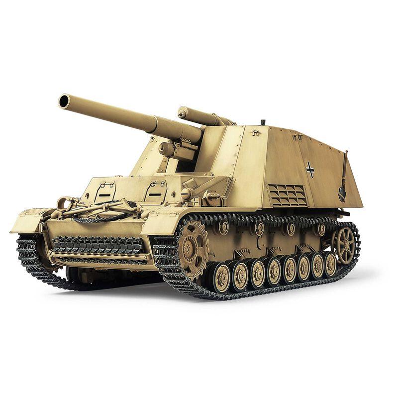 1/35 German Heavy Self-Propelled Howitzer Hummel