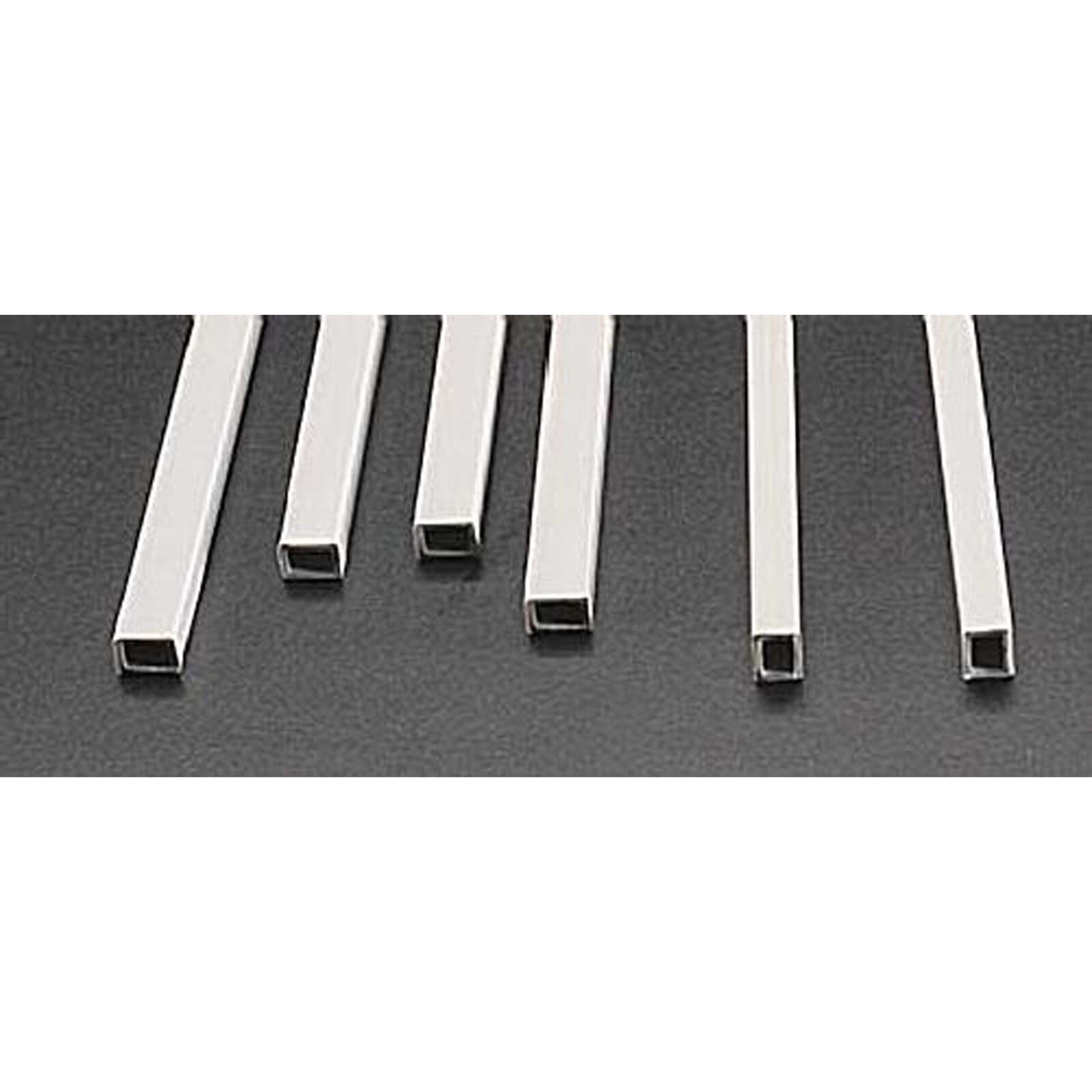 "RT-8 Rectangle Tubing,1/4"" (6)"